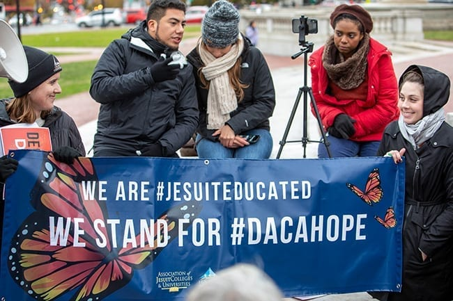 Stand for DACA hope