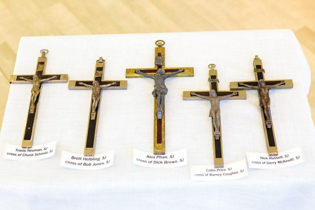 first vow crosses